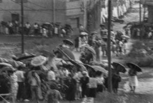 Procesión ermita de Redován 1989)