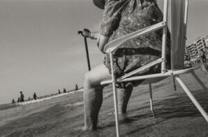 Un día de playa. Alicante. 1916
